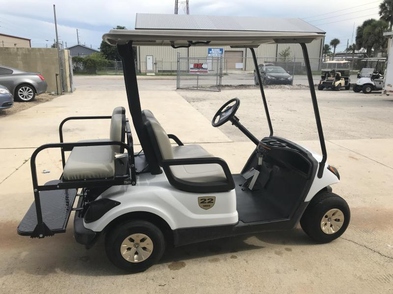 2014 Yamaha Drive Gas Golf Cart 4 Penger W/ Street Legal Light ... on ez go light kits, go cart light kits, golf kits chandeliers, generator light kits, home light kits, golf carts for rent,