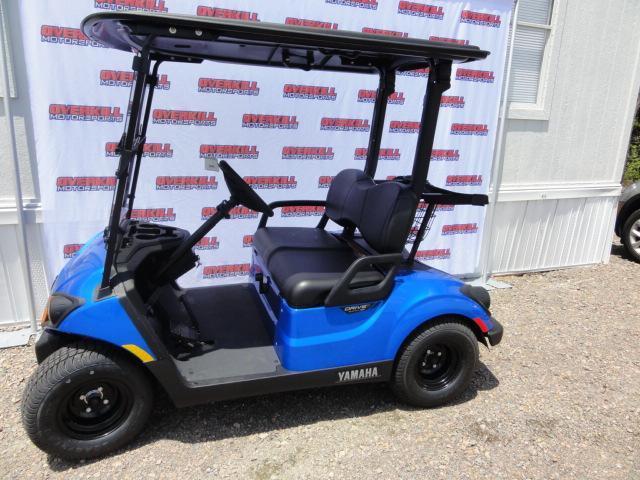 2020 Yamaha Drive2 PTV Quietech Gas Golf Cart EFI 2