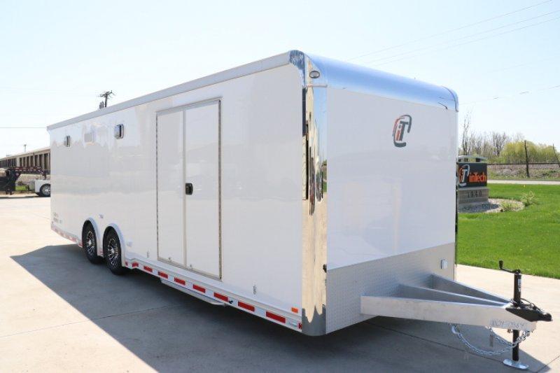 2018 inTech Trailers BTA8528TA4 Car / Racing Trailer