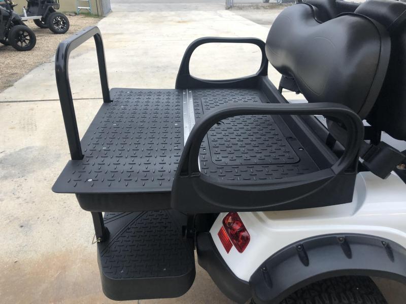 2019 StarEV Sport 48V Electric Golf Cart Street Legal 6 Pass - White