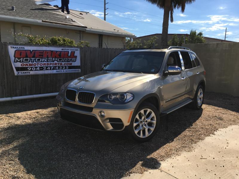 2011 BMW X5 SUV-Gold