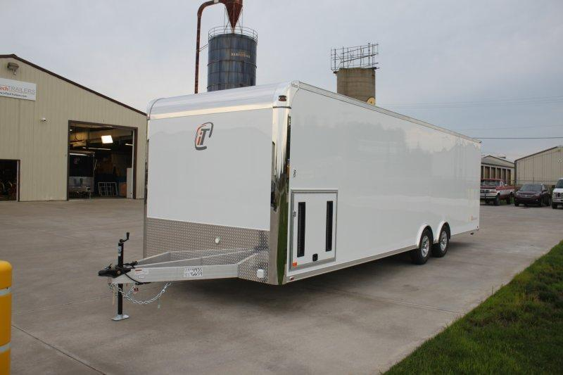 2019  inTech 28' All ALuminum Tag Trailer - Lite Series Equipped