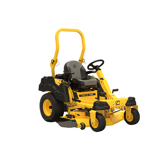 2019 Cub Cadet PRO Z 154S EFI Zero-Turn Riding Mower Lawn