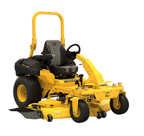 2019 Cub Cadet PRO Z 972S KW Zero-Turn Riding Mower Lawn