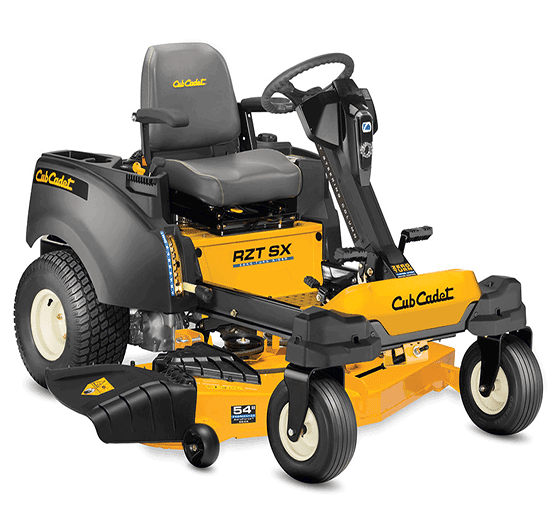 2019 Cub Cadet RZT® SX 54 Zero-Turn Riding Mower Lawn