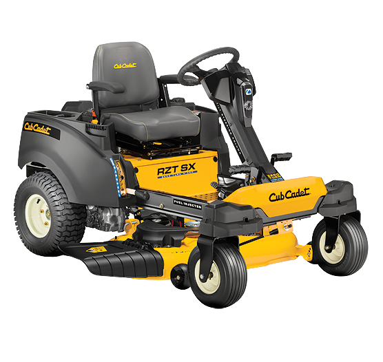 2019 Cub Cadet RZT® SX 42 Zero-Turn Riding Mower Lawn