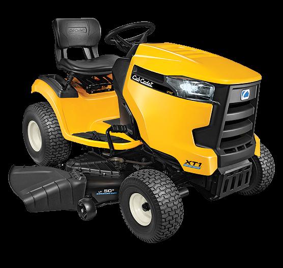 "2019 Cub Cadet XT1 LT50"" Lawn Tractor Lawn"