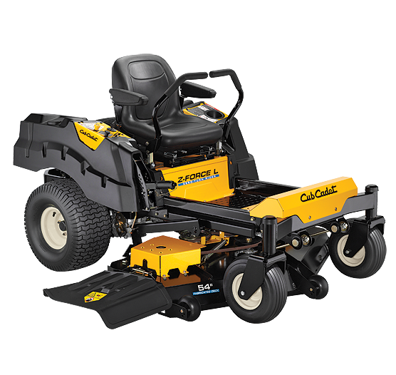 2019 Cub Cadet Z-Force® L 54 Zero-Turn Riding Mower Lawn