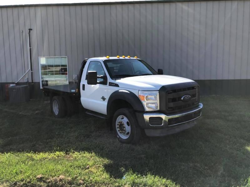 2015 Ford F-550 Truck