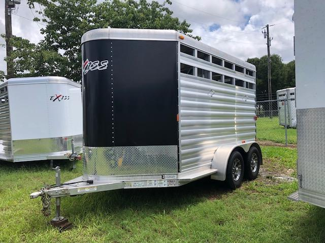 2016 Exiss Trailers 2H Express CX Horse Trailer