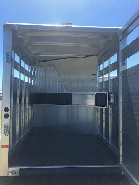 2020 Sundowner Trailers Stockman Special 2H BP Horse Trailer