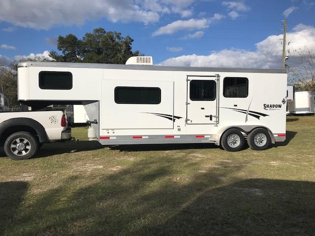 2014 Shadow Trailers 2H Horse Trailer