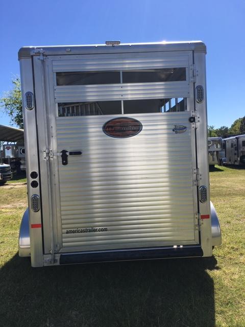 2020 Sundowner Trailers Stockman 3H BP Horse Trailer
