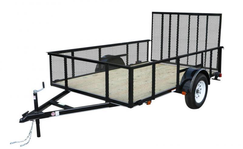 2019 Carry-On 6X10GWHS Utility Trailer