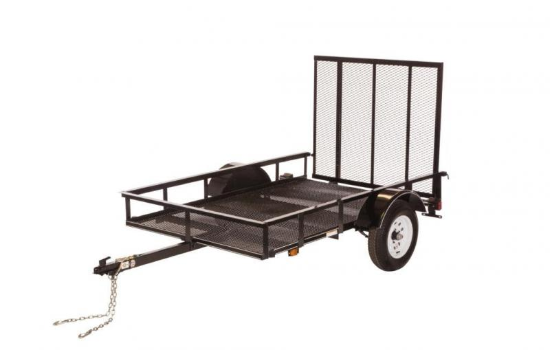 2016 CARRY-ON 5X8 UTILITY TRAILER