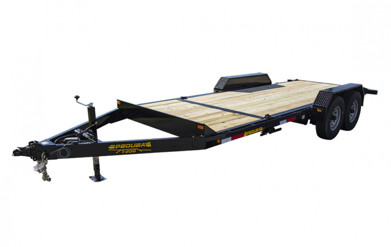 2019 PEQUEA T-200 Equipment Trailer