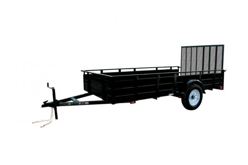 2018 CARRY-ON 6X12SSG UTILITY TRAILER
