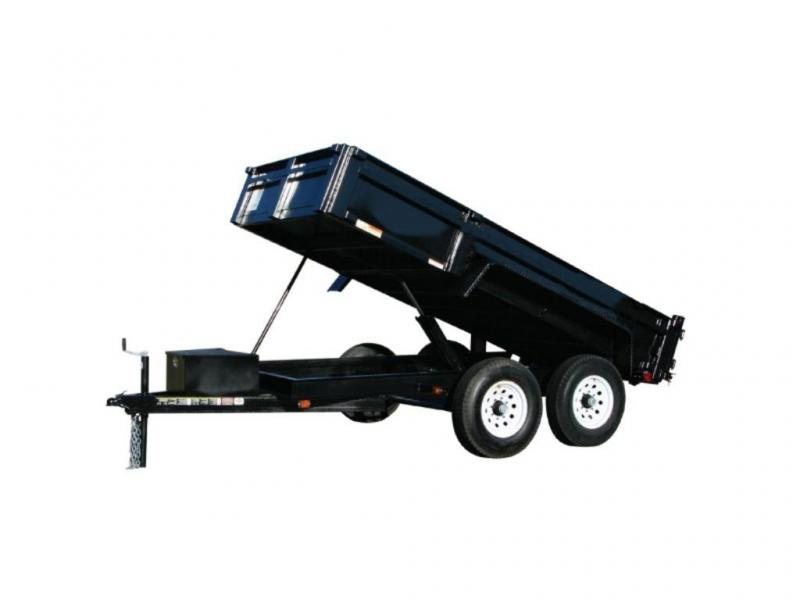 2018 Carry-On 7X14DUMPLP12K Dump Trailer
