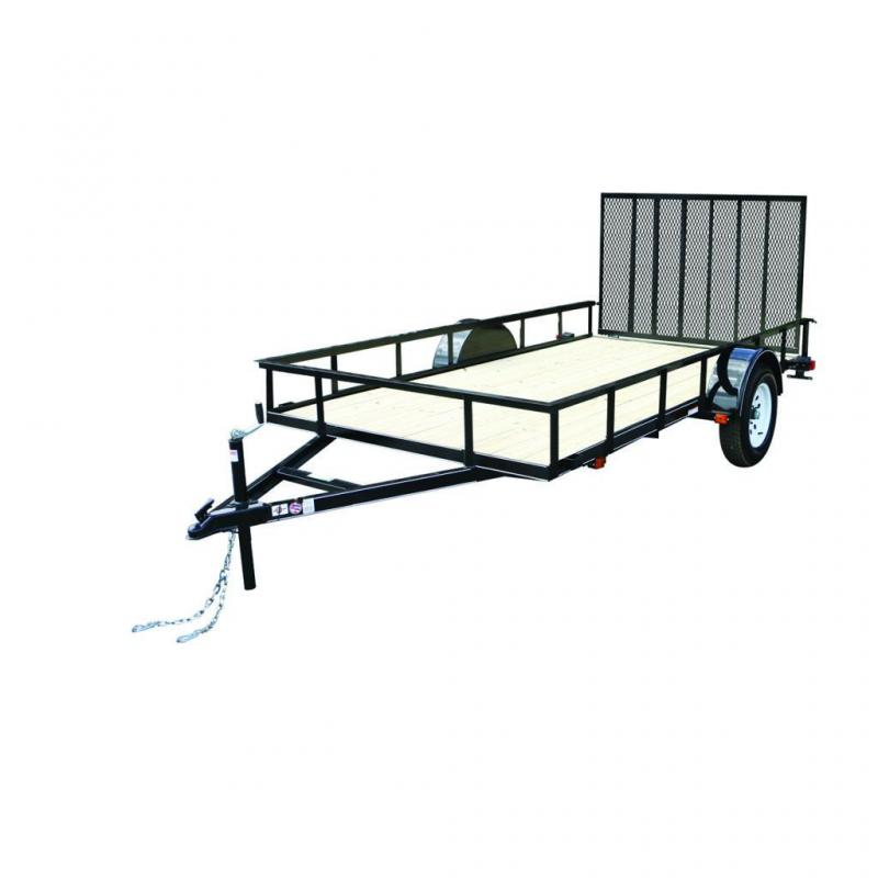 2017 CARRY-ON 6X10GW UTILITY TRAILER