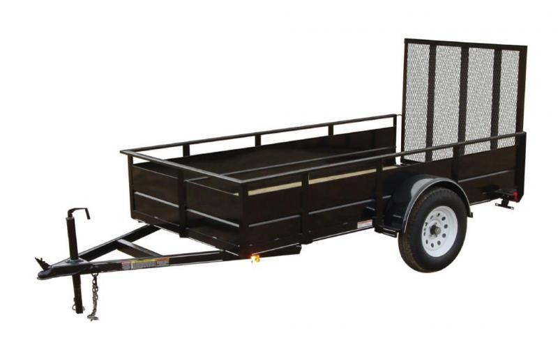 2018 Carry-On 5X8SSG Utility Trailer