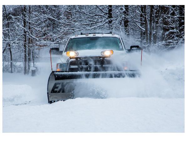 2018 SnowDogg EX75 II Stainless Snow Plow
