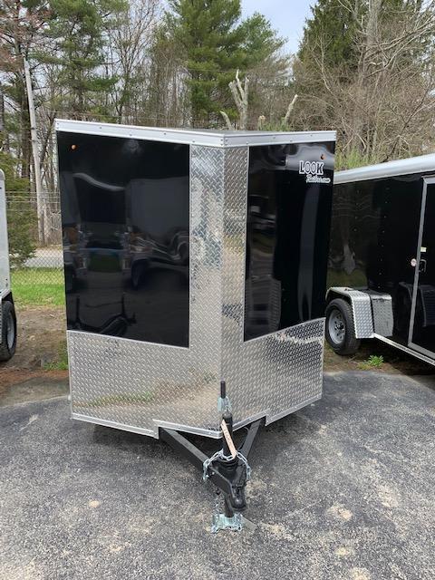 2019 Look Trailers Element Se Cargo Flat Top Cargo / Enclosed Trailer