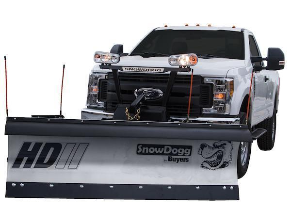 2018 SnowDogg HD80 II Stainless Snow Plow