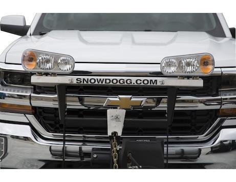 2018 SnowDogg MD80 Stainless Snow Plow