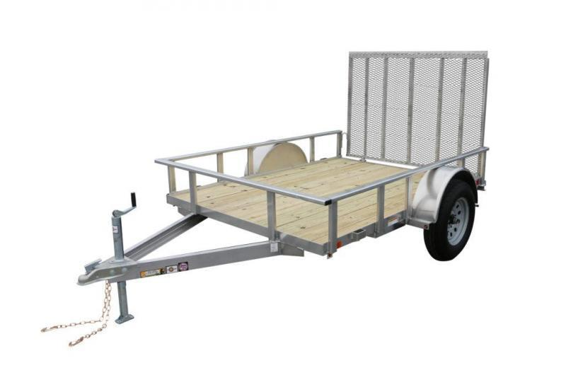 2019 CARRY-ON 6X10AGW UTILITY TRAILER
