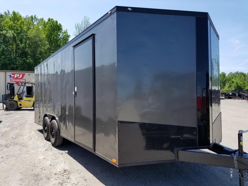 2018 Spartan 8.5X20TA Enclosed Cargo Trailer