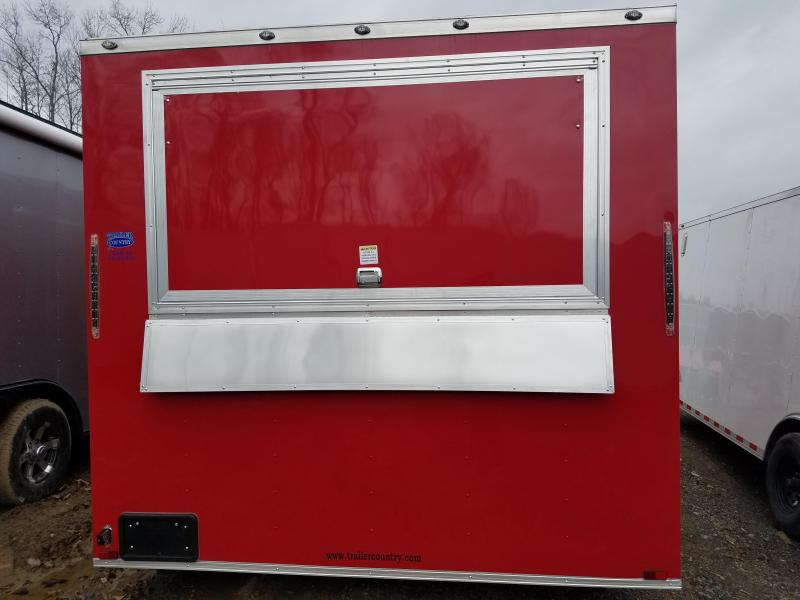 2019 Spartan 8.5X16 Vending / Concession Trailer