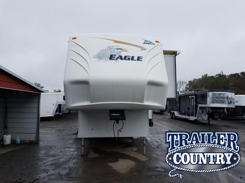 2006 Jayco EAGLE M-219 RLTS Travel Trailer