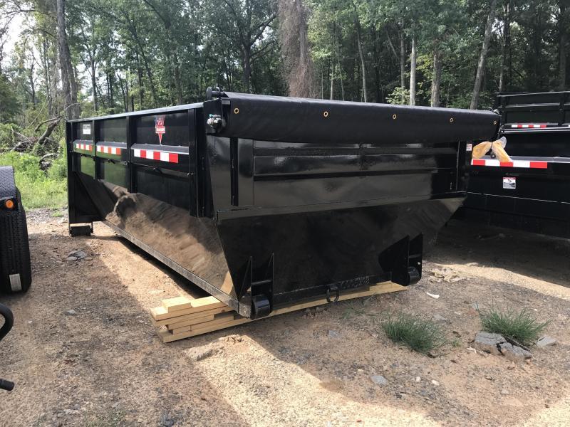 83x14 Rollster Roll Off Dump Bin