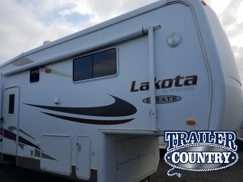 2007 Lakota Corp 5TH WHEEL MONOCO Travel Trailer