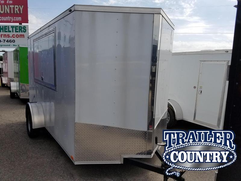 2018 Spartan 6X12 Vending / Concession Trailer