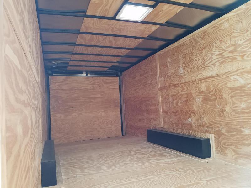 2018 Spartan 8.5X24 XXL Enclosed Cargo Trailer