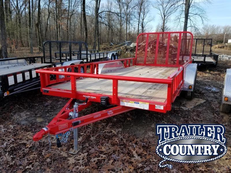 2019 PJ Trailers 83X16 Utility Trailer in Ashburn, VA