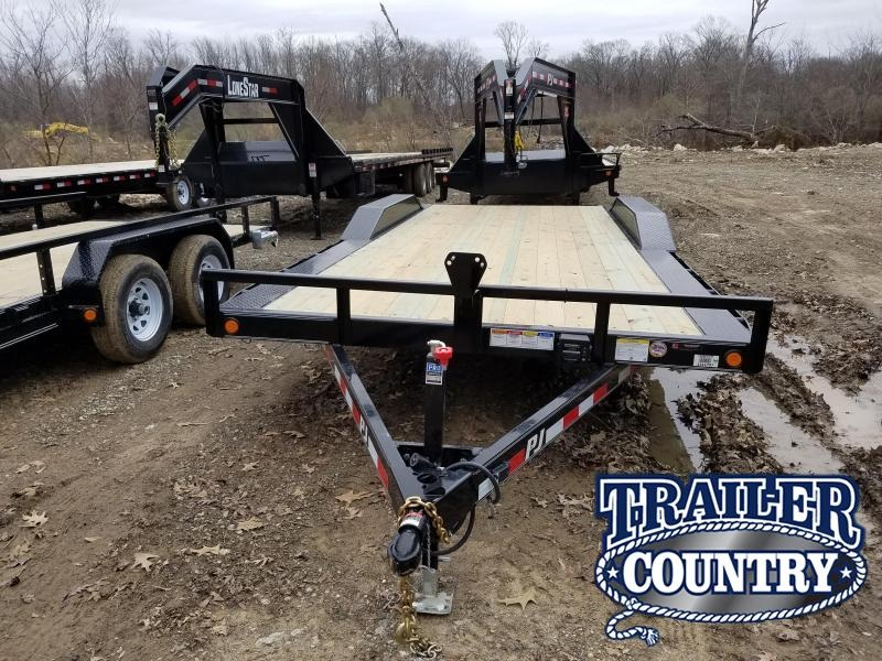 2019 PJ Trailers 102X20 Car / Racing Trailer