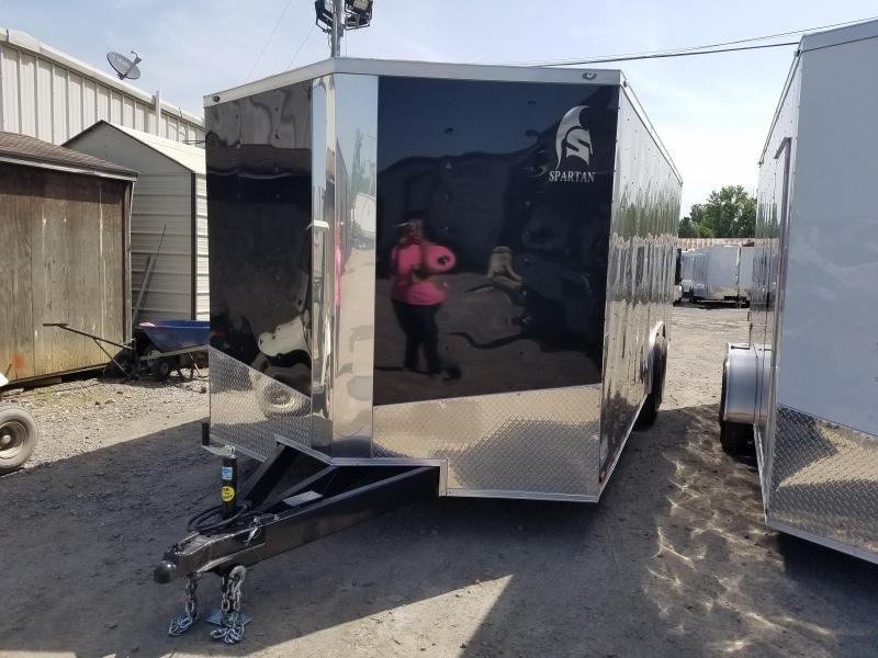 2020 Spartan 8.5X20 TA Enclosed Cargo Trailer