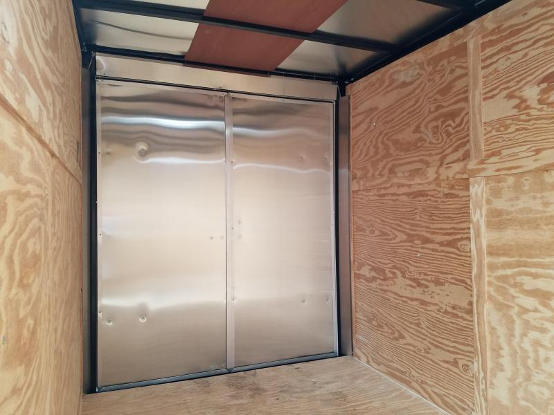 2018 Spartan 6X12 TA Enclosed Cargo Trailer