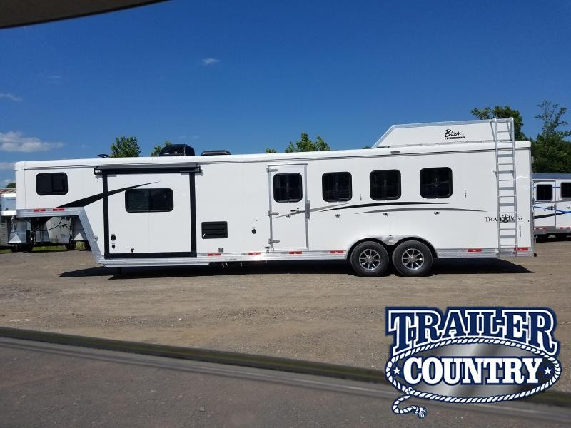 Trailer Country Cabot Ar >> 2019 Bison Trailers 7411 Trail Boss Horse Trailer Horse