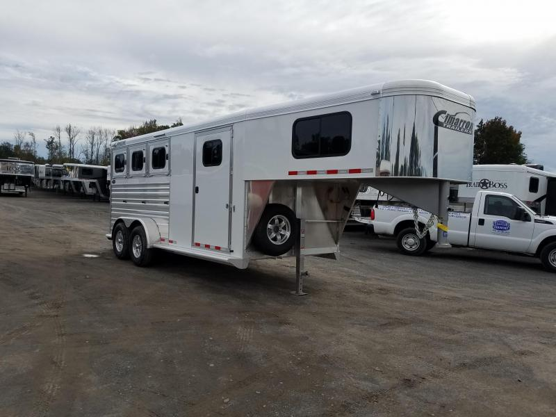 2019 Cimarron Trailers NORSTAR 3 HORSE Horse Trailer