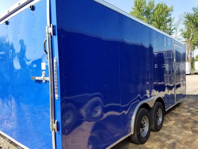2018 Spartan 8.5X20TA Enclosed Cargo Trailer