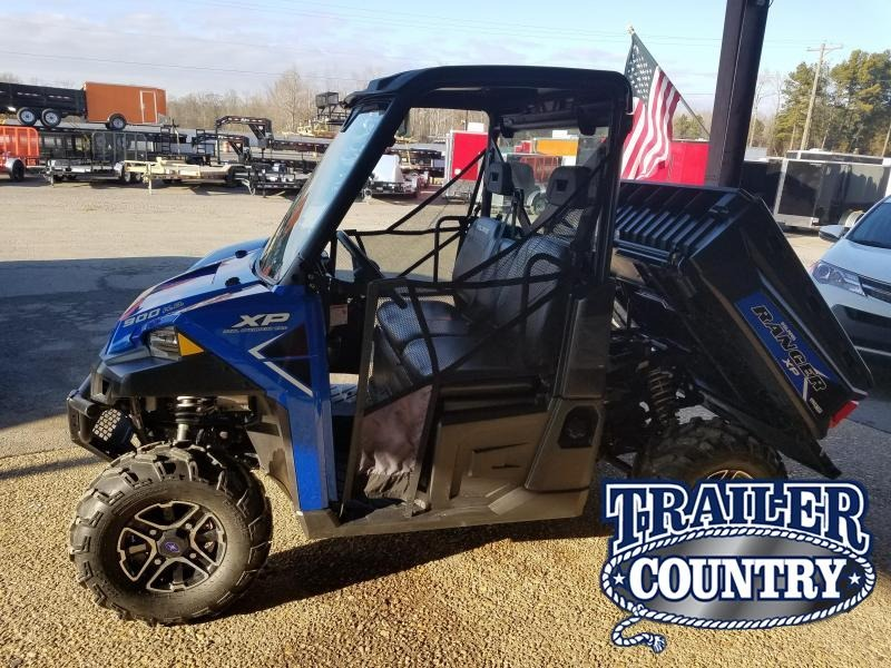 2018 Polaris RANGER 900XP ATV