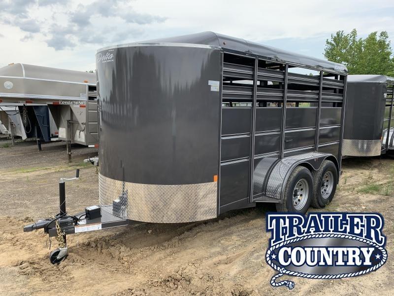 2019 Delta Manufacturing 500ES Livestock Trailer in Ashburn, VA
