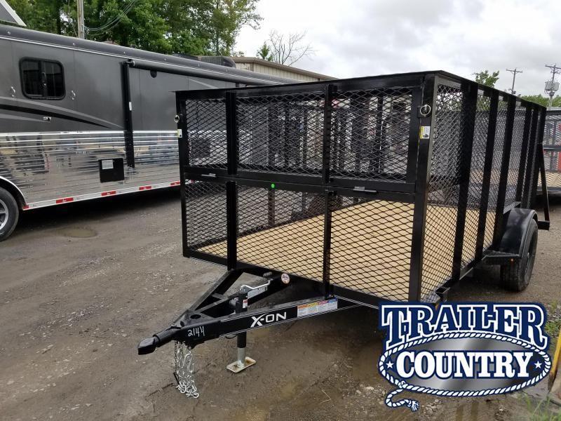 2019 X-On 77X12 Utility Trailer in Ashburn, VA