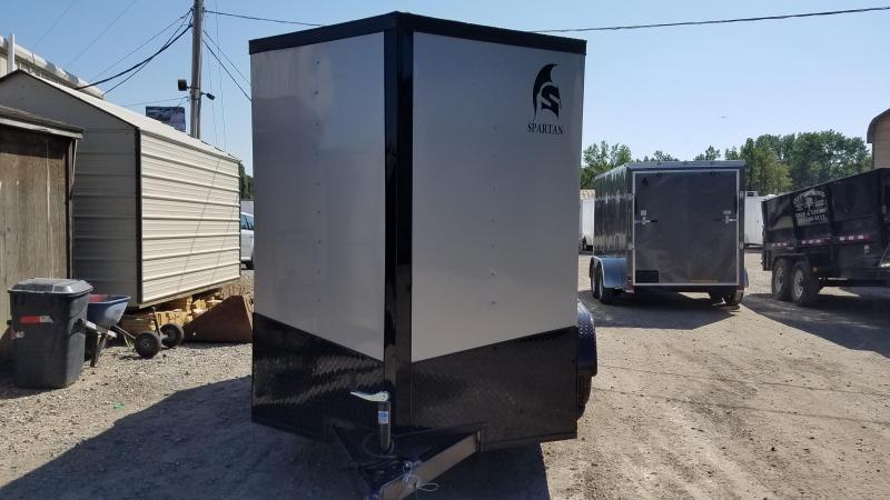 2020 Spartan 6X12 TA Enclosed Cargo Trailer