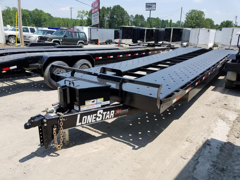 2019 Nationwide Trailer LONESTAR 83X36 Car / Racing Trailer