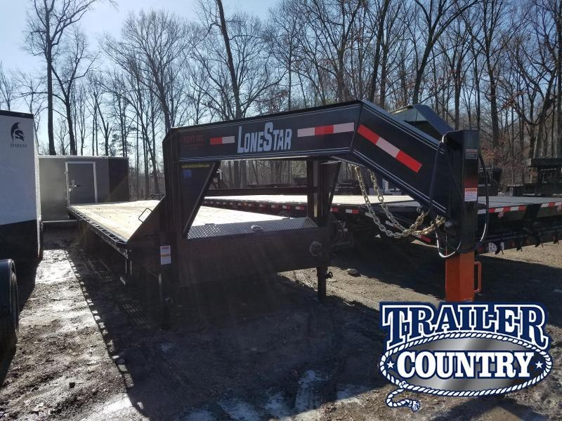 2019 Lonestar 32X 102 I-BEAM Flatbed Trailer in Ashburn, VA