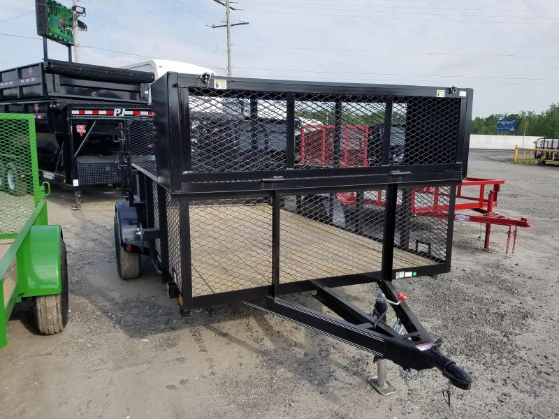 2019 East Texas 77X12 Utility Trailer
